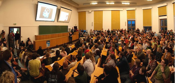 Science Slam 2011 Freiberg