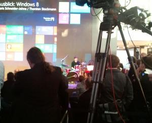 die Microsoft-Band